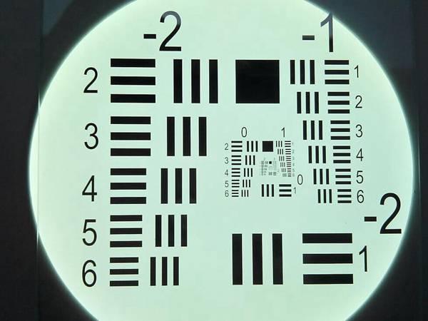 鉴别率板,Identification plate,廊坊晶正光电技术有限公司