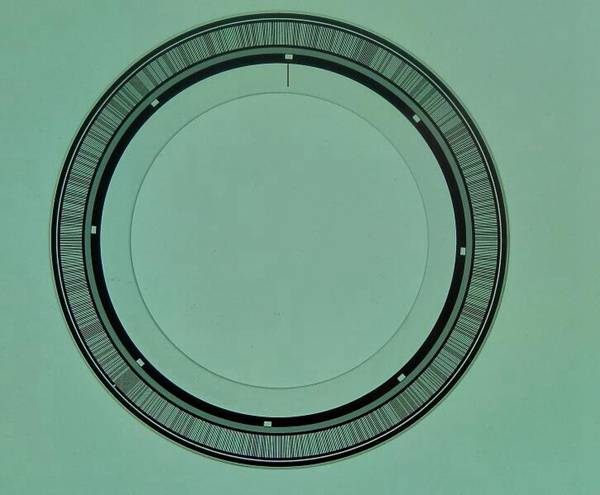 绝对式码盘,Absolute encoder,廊坊晶正光电技术有限公司