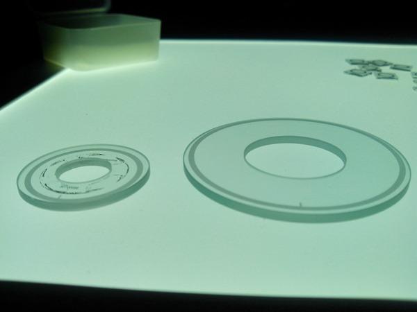 树脂码盘,PC encoder disk,廊坊晶正光电技术有限公司